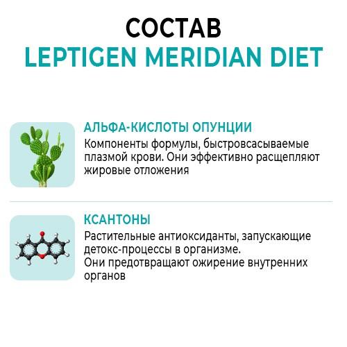 Компоненты входящие в состав лекарства